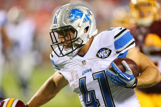 Nike jerseys for wholesale - Detroit Lions: The Case For Zach Zenner