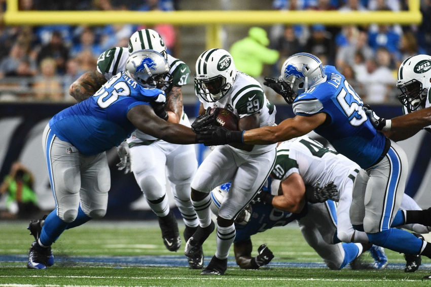 Examining The Detroit Lions Defensive Line