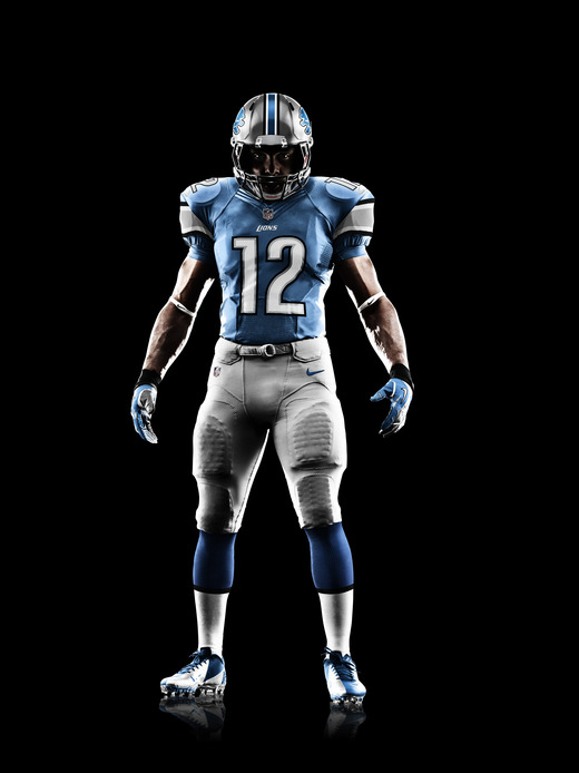 Nike Taking Pre-orders for New Detroit Lions Jerseys a5afb259f