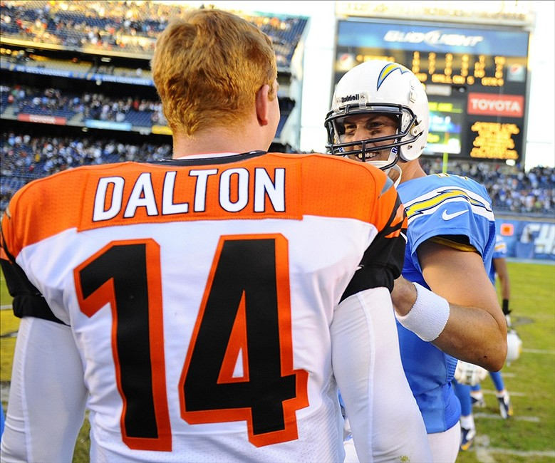 San Diego Chargers Game Live Streaming: San Diego Chargers Vs. Cincinnati Bengals: Game Time, TV