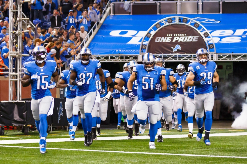 Ranking the Detroit Lions: Numbers 25 through 16
