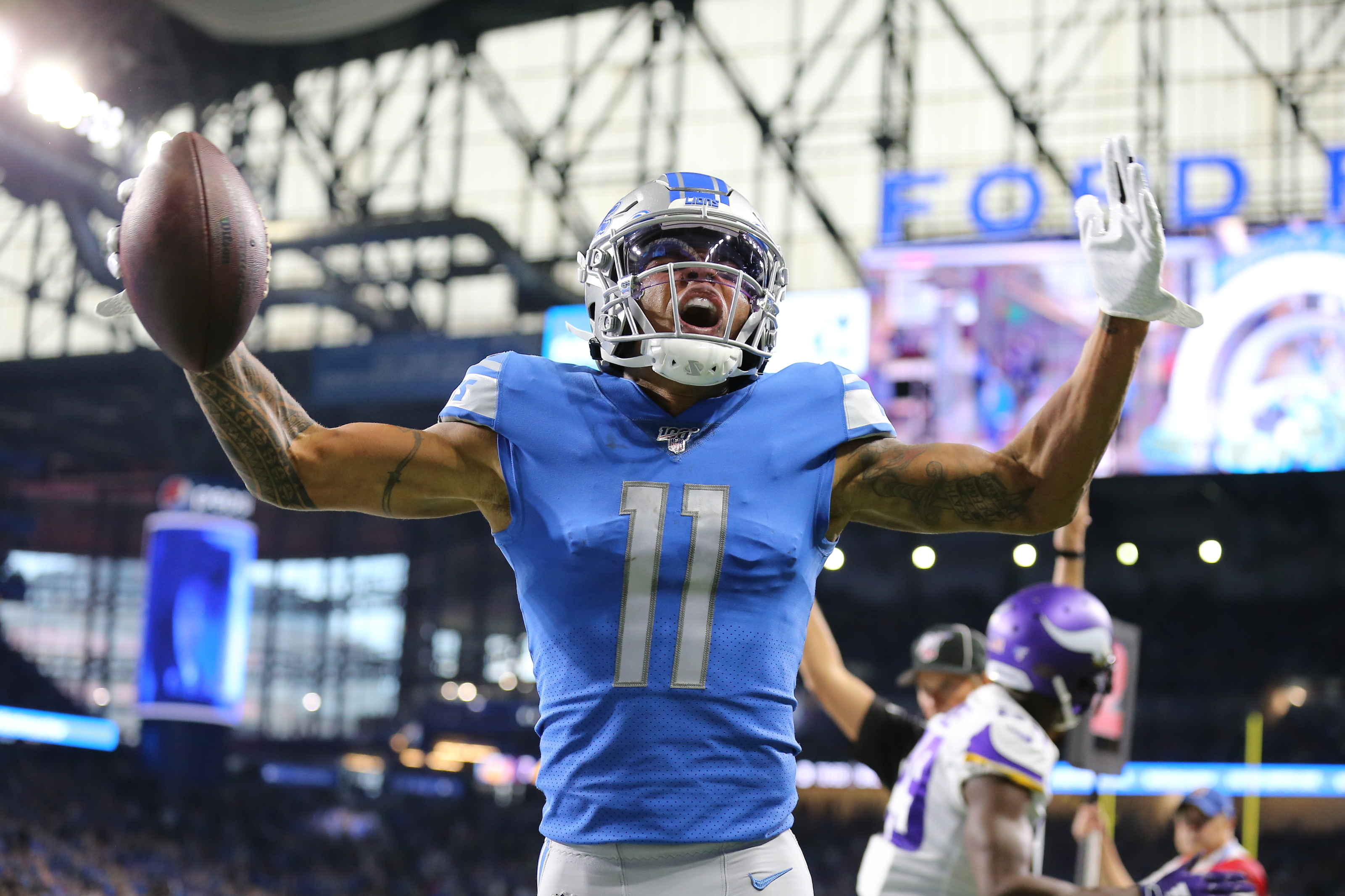 Lions vs. Bears: Marvin Jones set to have a big first game
