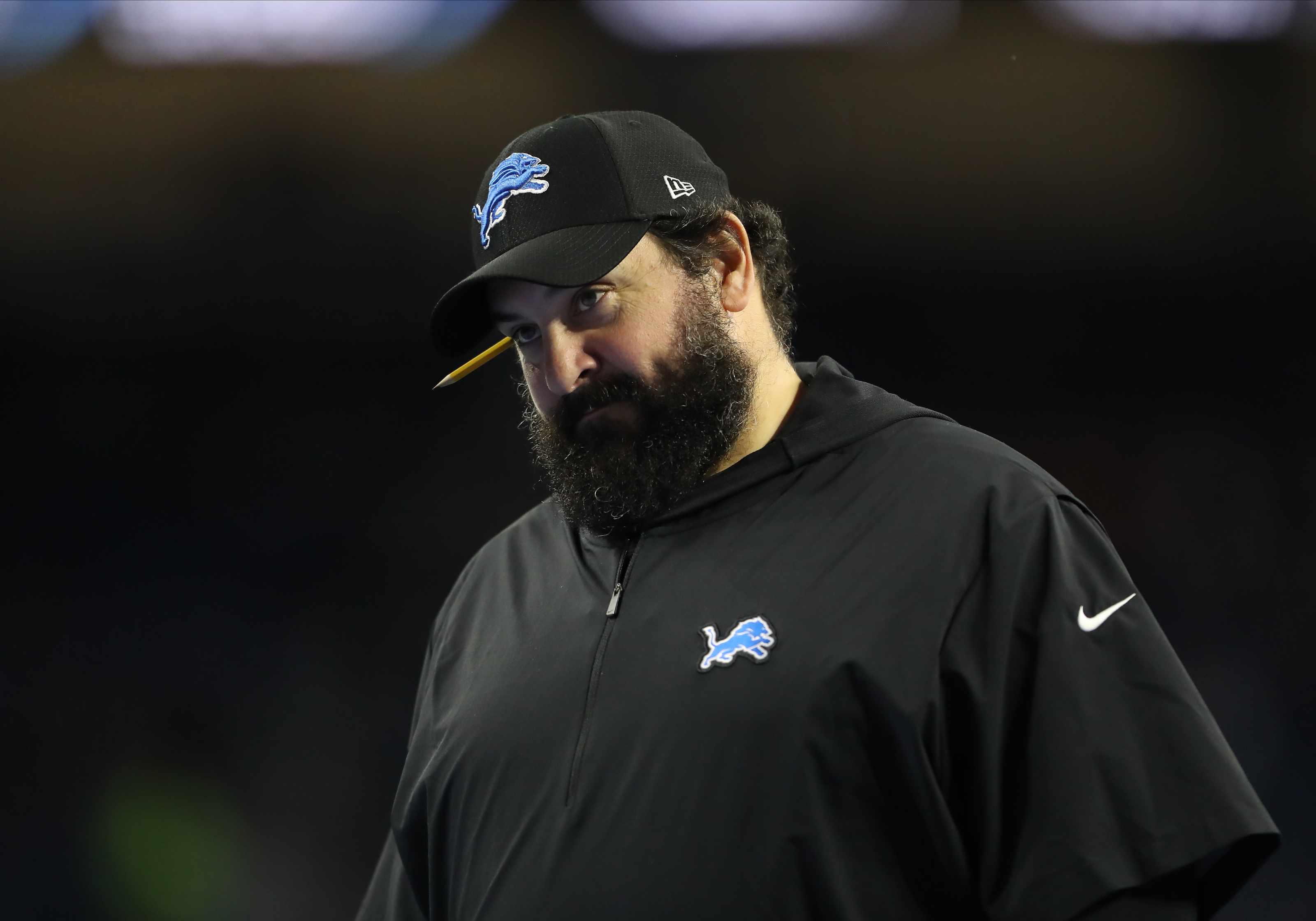 Are the Detroit Lions finally in desperation mode?