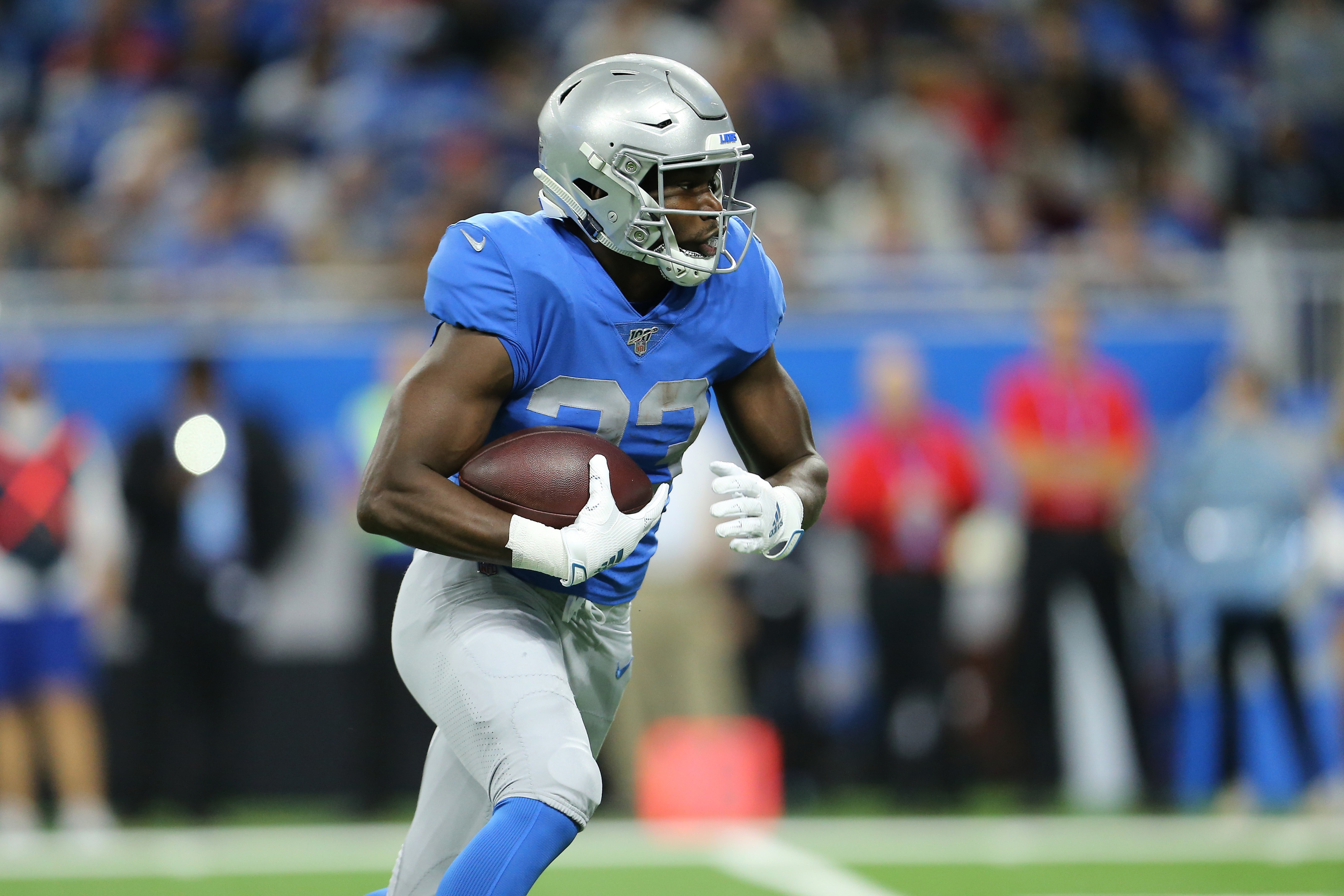 Detroit Lions: Running back position getting little attention this offseason