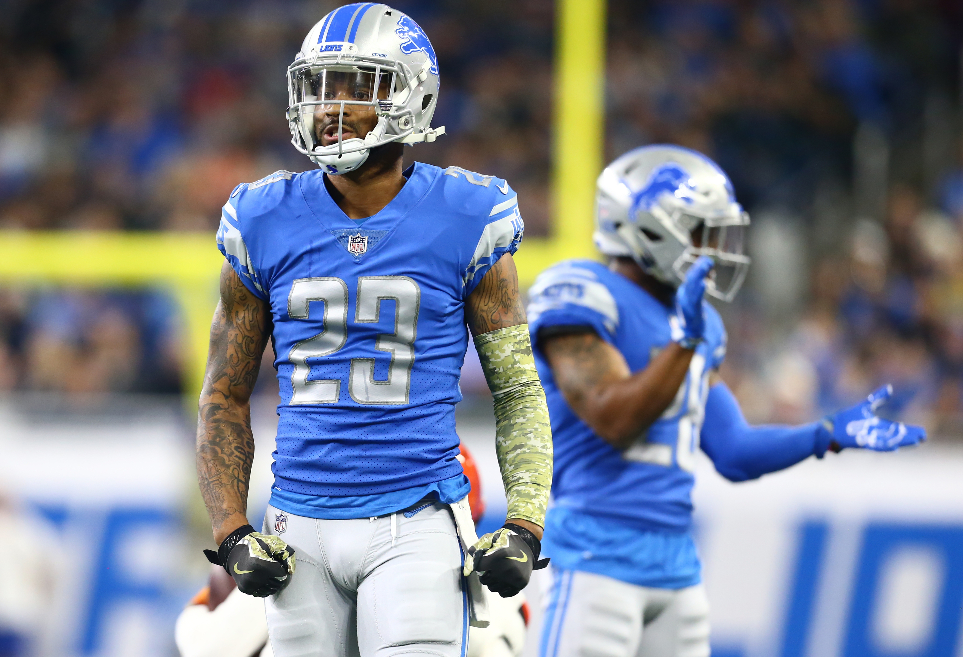 Detroit Lions should ask for players in return for Darius Slay